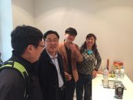 Visite de la délégation chinoise le 04.11.2015